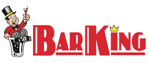 BarKings logotyp - med illustration